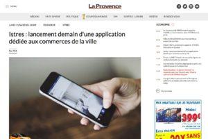 La Provence Istres Commerces