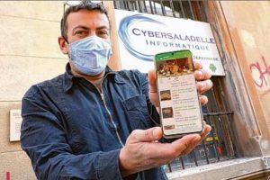 Shop in Arles, l'application bienvenue des commerces